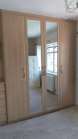 Most Popular Made To Measure Fitted Wardrobes In Basingstoke, Hampshire Throughout Hampshire Wardrobes (View 4 of 15)