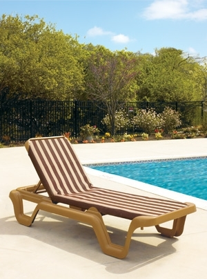 Most Popular Marina Sling Chaise Lounges (View 7 of 15)