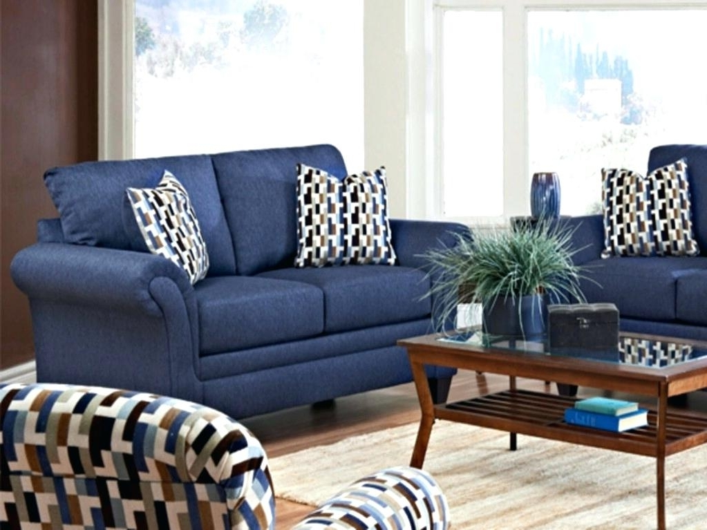 Most Popular Navy Blue Living Room Furniture Blue Accent Chairs For Living Room For Blue Sofa Chairs (View 7 of 10)