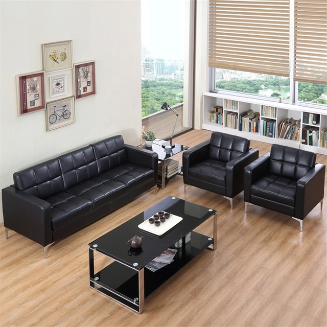 Most Popular Office Sofas Pertaining To Office Sofa Commercial Furniture Office Furniture Office Hotel (View 4 of 10)