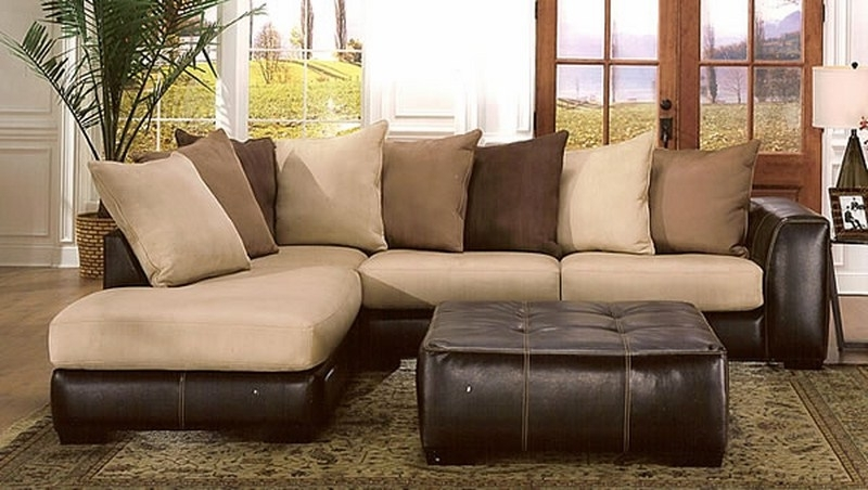 Most Popular Sectional Sofa Design: Beautiful Sectional Sofas With Chaise For Microfiber Sectional Sofas With Chaise (View 8 of 15)