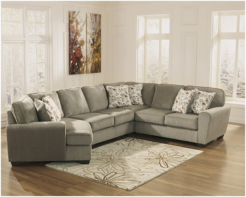 Most Popular Sectional Sofas With Cuddler Chaise Within Outstanding Buttercup 3 Piece Sectional With Chaise And Cuddler (View 8 of 15)
