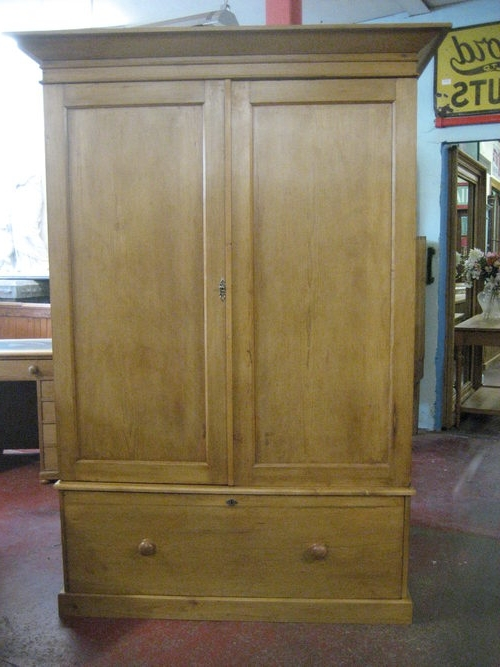 Featured Photo of Victorian Pine Wardrobes