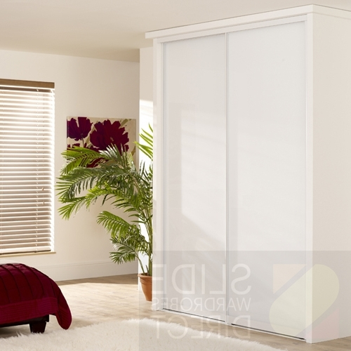 Most Popular White Gloss Sliding Wardrobes For Sliding Wardorbe Doors (View 5 of 15)