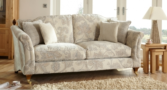 Most Popular Windsor 3 Seater Sofa Standard Back (View 2 of 10)