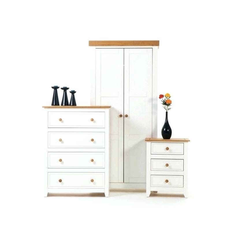 Most Recent Argos Bedroom Drawers Buy Collection 2 Door 2 Drawer Wardrobe With Wardrobes And Chest Of Drawers Combined (View 7 of 15)