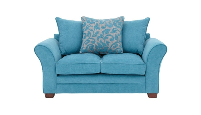 Most Recent Artistic Bronte Small 2 Seater Sofa Compactsofa Co Uk In Regarding Small 2 Seater Sofas (View 5 of 10)