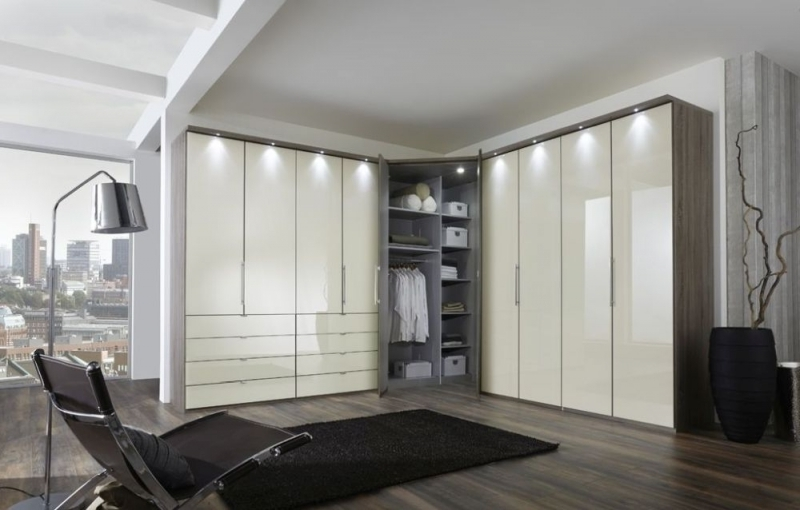 Most Recent Corner Wardrobes For Buy Wiemann Loft Corner Wardrobe Online – Cfs Uk (View 11 of 15)