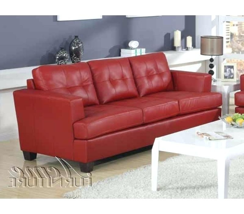 Most Recent Idea Red Sleeper Sofa For 72 Red Sleeper Sofa Set – Wojcicki Regarding Red Sleeper Sofas (View 4 of 10)