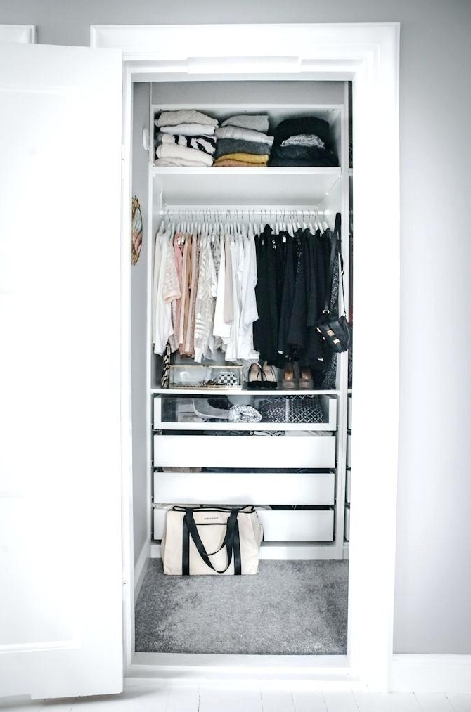 Most Recent Pinterest Wardrobe Ideas Academic Premier Built In Wardrobes In Small Wardrobes (View 7 of 15)