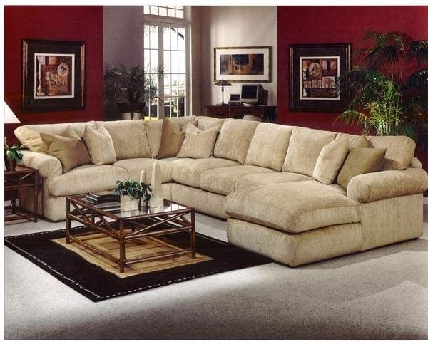 Most Recent Robert Michael Fifth Avenue Sectional—feather & Down Filling At In Down Feather Sectional Sofas (View 5 of 10)
