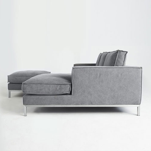 Most Recent Sectional Sofa. Interesting Montreal Sectional Sofa: Modern With Montreal Sectional Sofas (Gallery 7 of 10)