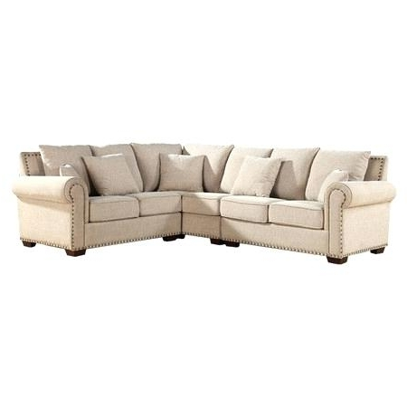Most Recent Sectional Sofa With Nailhead Trim – Wojcicki For Sectional Sofas With Nailhead Trim (View 3 of 10)