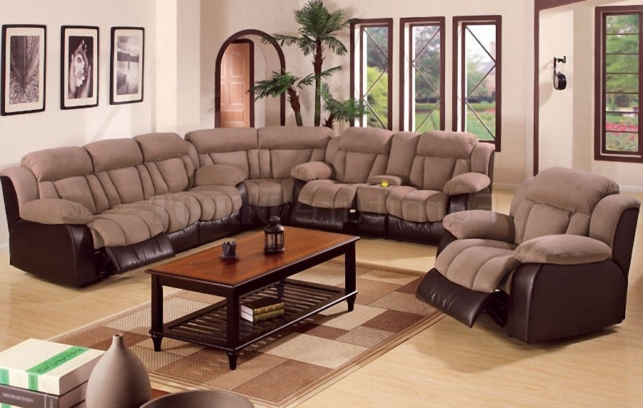 Most Recent Sectional Sofas Under 900 Pertaining To Inspirational Reclining Sectional Couches 35 About Remodel Office (View 3 of 10)