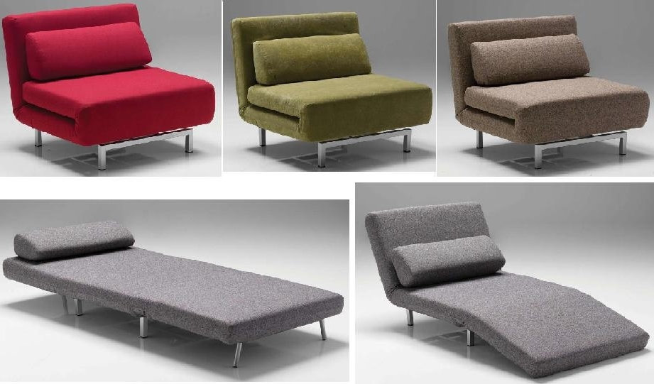 Most Recent Single Seat Sofa Chairs Within Modern Sofa Beds, Sleeper Sofas And Futon Toronto, Mississauga (View 3 of 10)