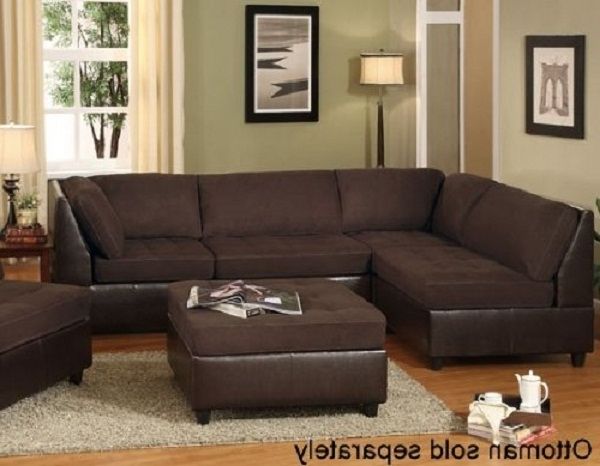 Most Recent Sofa Beds Design: The Most Popular Ancient Modular Sectional Sofa With Sectional Sofas That Come In Pieces (View 5 of 10)