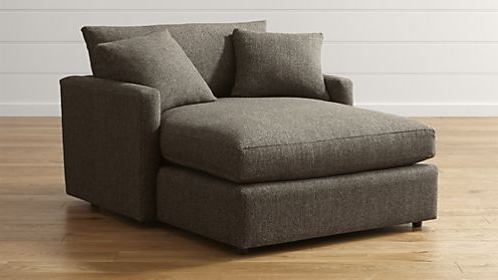 Most Recent Sofa Chaise Lounges Regarding Chaise Lounge Sofas (View 2 of 15)