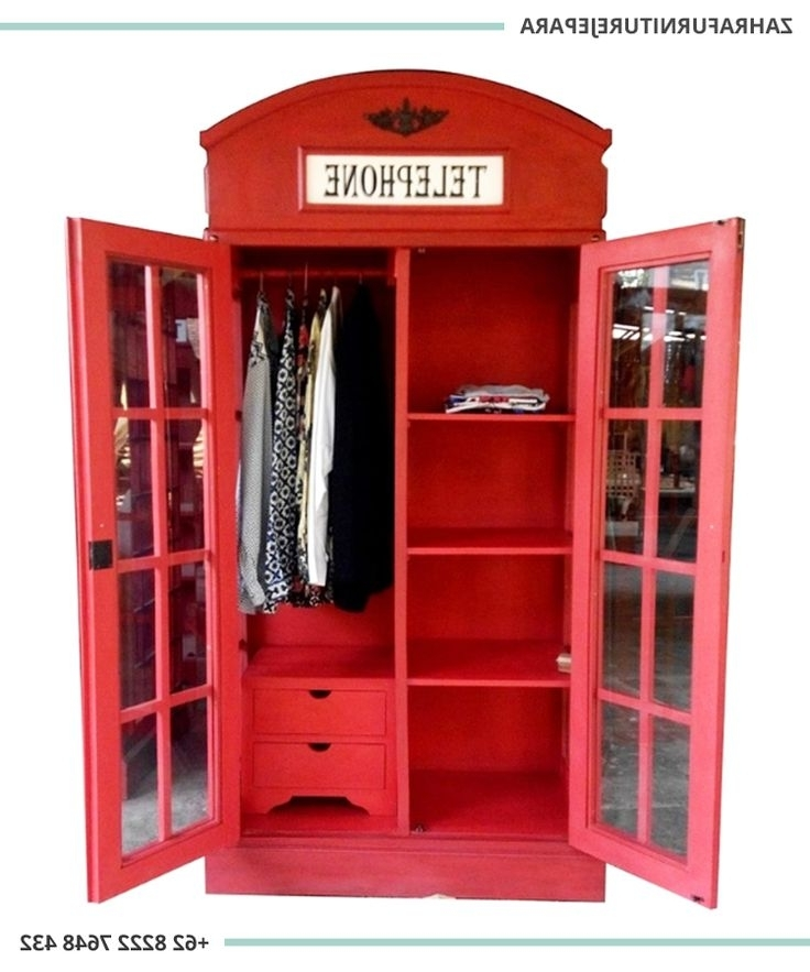 Most Recently Released 14 Best Lemari Box Telepon Inggris – Jual Box Telephone Images On Within Telephone Box Wardrobes (View 8 of 15)