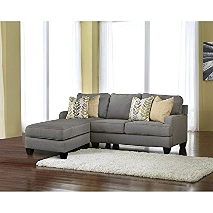 Most Recently Released 2 Piece Sectional Sofas With Chaise In Amazon: Signature Designashley Furniture Chamberly 2 Piece (View 9 of 15)