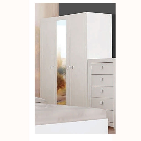 Most Recently Released 4 Reasons For An L Shaped Wardrobe With Dressing Table Regarding White 3 Door Mirrored Wardrobes (View 9 of 15)