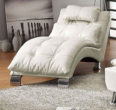 Most Recently Released Adorable White Chaise Lounge Chair Chaise Lounge Chairs White With Regard To White Chaise Lounge Chairs (View 10 of 15)