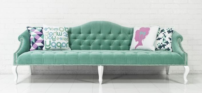 Featured Photo of Aqua Sofas