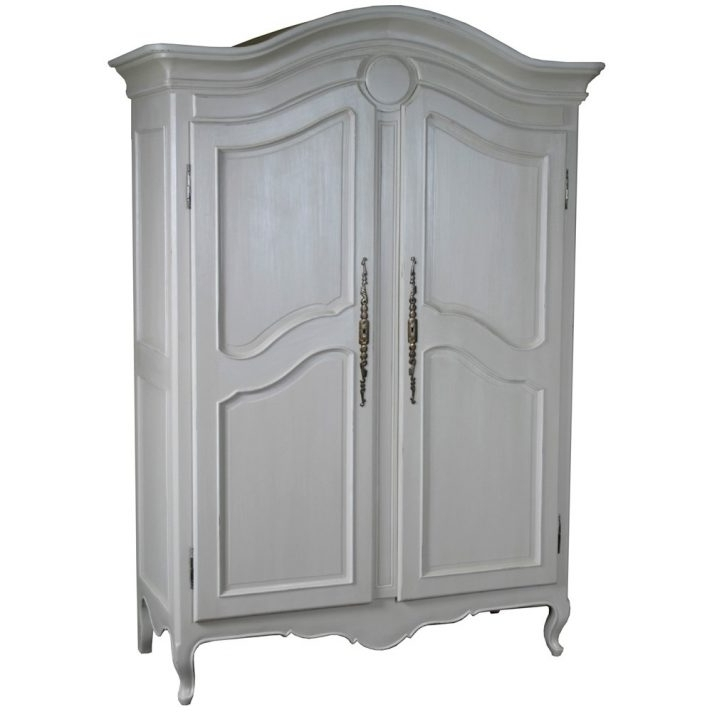 Most Recently Released Black French Style Wardrobe Armoire Wardrobes Cheap Chairs Regarding Black French Style Wardrobes (View 7 of 15)