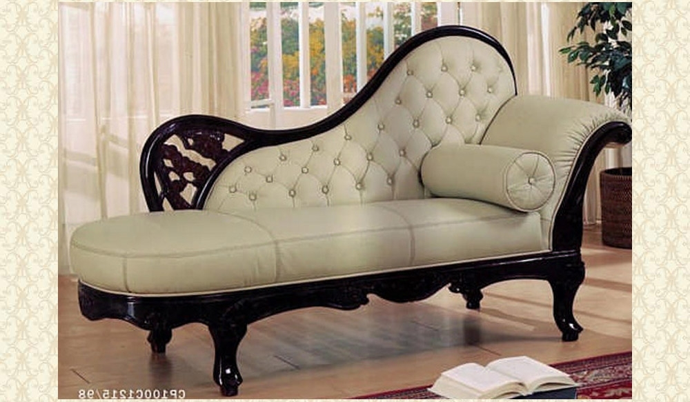 Most Recently Released Chaise Lounge Cp100 – Victorian Furniture Intended For Victorian Chaise Lounges (View 6 of 15)
