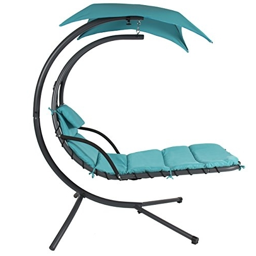 Featured Photo of Chaise Lounge Swing Chairs