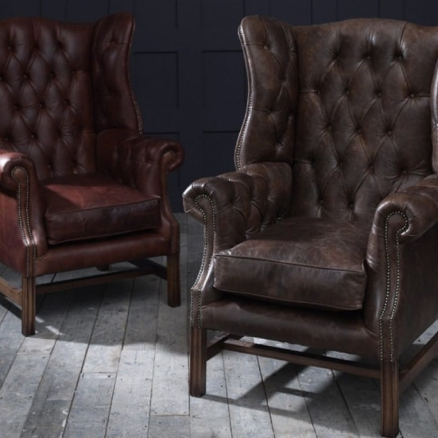 Most Recently Released Chesterfield Sofas And Chairs With Regard To The Chesterfield Co™: Leather Chesterfield Sofas, Armchairs & More (View 9 of 10)
