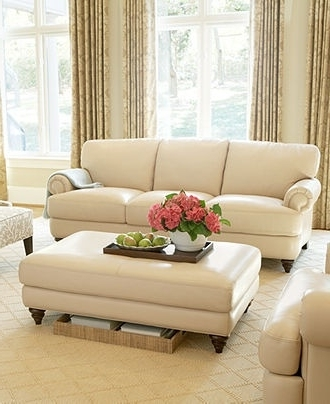 Most Recently Released Cream Colored Couches Best 25 Cream Leather Sofa Ideas On Within Cream Colored Sofas (View 10 of 10)