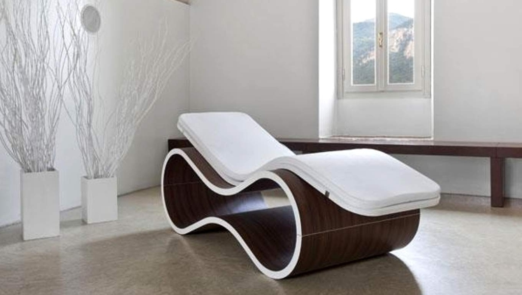 Most Recently Released Curved Chaise Lounges Intended For The Best Curved Chaise Lounge Design – House Decorations And Furniture (View 14 of 15)