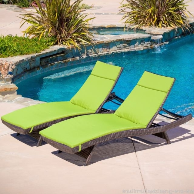 "Most Recently Released Cushion Pads For Outdoor Chaise Lounge Chairs In 80""x (View 12 of 15)"