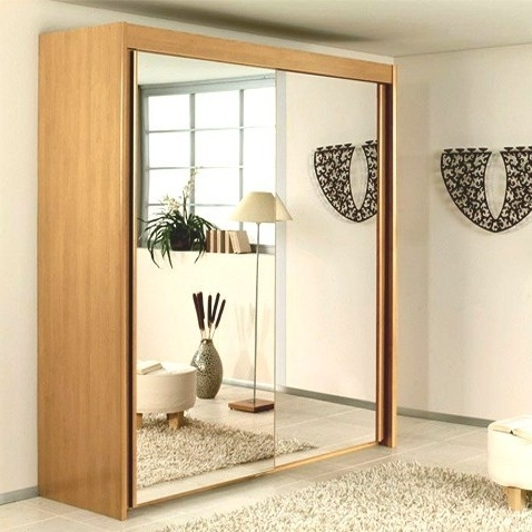 Most Recently Released Double Wardrobes With Mirror With Wardrobe Designs: What Design You Like? (View 8 of 15)