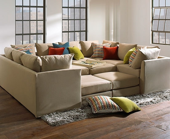 Most Recently Released Gold Sectional Sofas Intended For Miraculous Sectional Sofa Design Mitchell Gold Colorful (View 7 of 10)