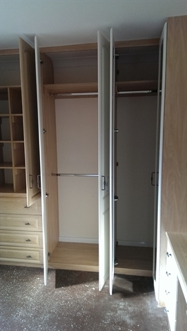 Most Recently Released Hampshire Wardrobes In Bedroom Wardrobes And Matching Furniture In Old Basing, Hampshire (View 7 of 15)