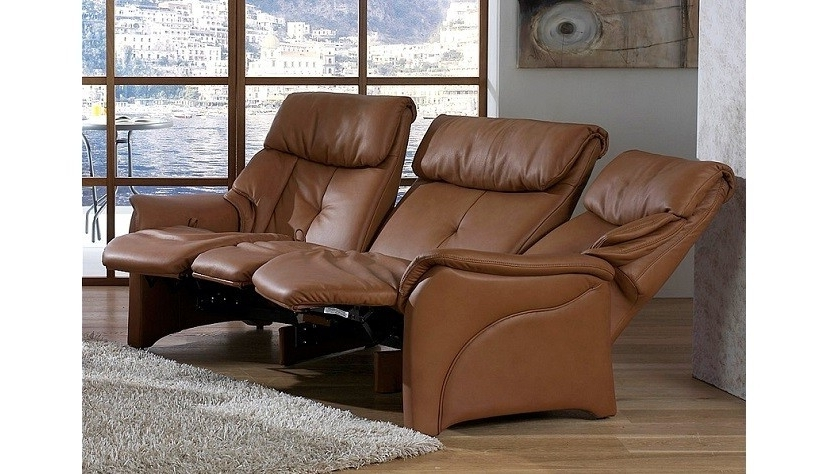 Most Recently Released Himolla – 8516 20A – Chester – Curved 3 Seat Recliner – Sofa – 2 Within Curved Recliner Sofas (View 8 of 10)