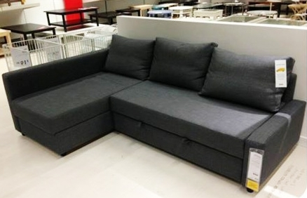 Most Recently Released Ikea Sofa Beds With Chaise With Regard To Rise Of The Manstad Clones: Friheten, Moheda, Lugnvik (View 15 of 15)