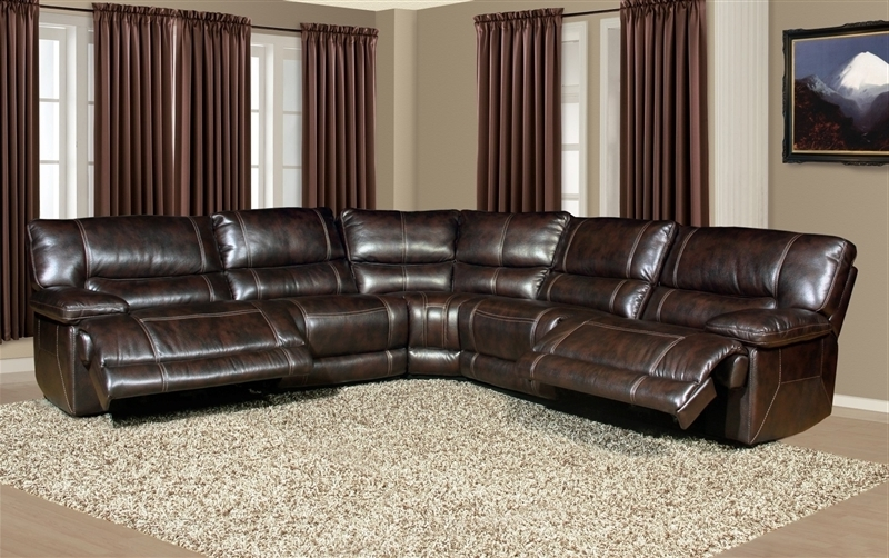Most Recently Released Leather Sectional Sofa With Power Recliner – Radiovannes Intended For Sectional Sofas With Power Recliners (View 3 of 10)