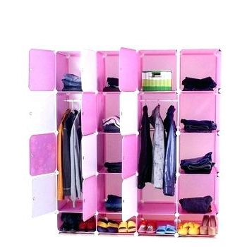 Most Recently Released Princess Wardrobes Pertaining To Pink Wardrobe Closet Wardrobes Princess Wardrobe Closet Portable (View 8 of 15)