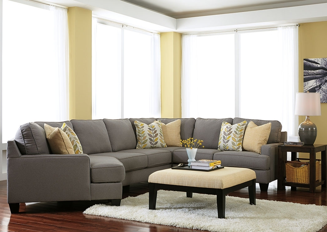 Most Recently Released Salt Lake City Sectional Sofas Within Actionwood Home Furniture – Salt Lake City, Ut Chamberly Alloy (View 6 of 10)