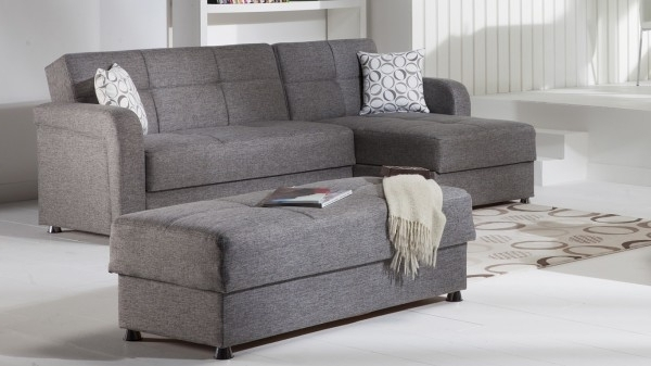 Most Recently Released Sectional Sofa Design: Wonderful Sectional Sleeper Sofa With Regarding Sectional Sleeper Sofas With Ottoman (View 5 of 10)