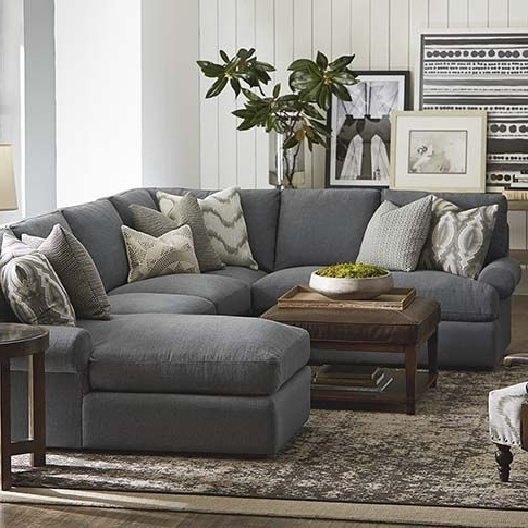 Most Recently Released Sutton U Shaped Sectional (View 8 of 10)
