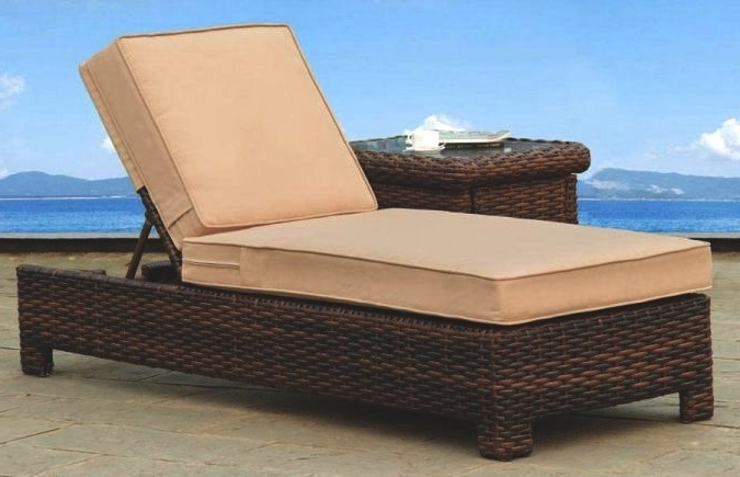 Most Recently Released Unique Outdoor Wicker Chaise Lounge Chairs Saint Tropez Outdoor For Wicker Chaise Lounge Chairs For Outdoor (View 3 of 15)