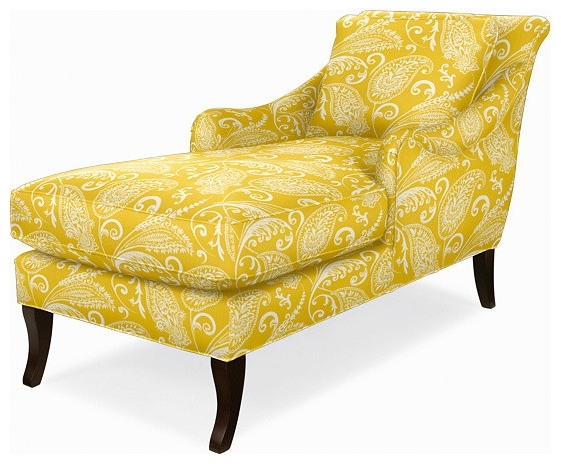 Most Recently Released Yellow Chaise Lounge Chairs Inside Chaise Longue English – Antique Chaise Lounge English Victorian (View 9 of 15)