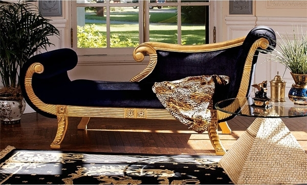 Most Up To Date 20 Classy Chaise Lounge Chairs For Your Bedrooms (View 3 of 15)
