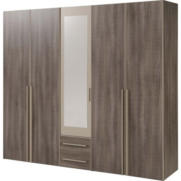 Featured Photo of 5 Door Wardrobes