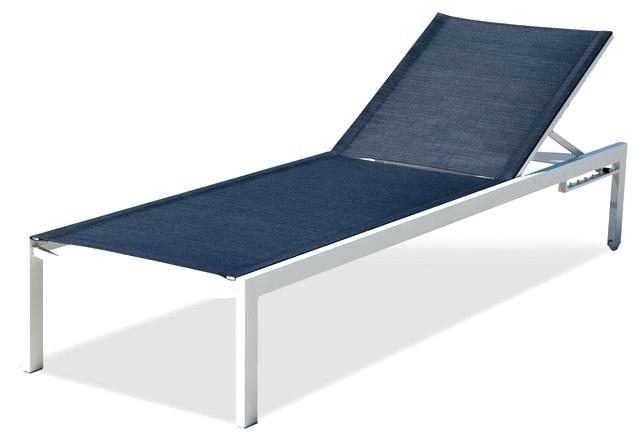 Most Up To Date Aluminum Chaise Lounge Wonderful Top Outdoor Chaise Lounges And With Regard To Aluminum Chaise Lounges (View 11 of 15)