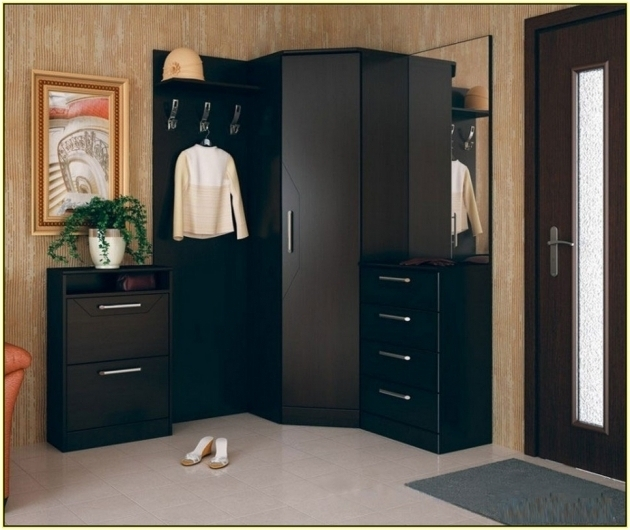 Most Up To Date Black Corner Wardrobes Inside Ikea Corner Wardrobe Ikea Corner Wardrobe Closets Calegion Image (View 15 of 15)