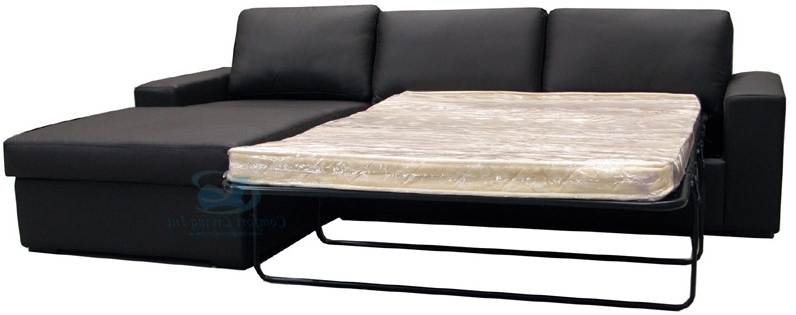 Most Up To Date Brilliant Sofa Bed With Chaise Intended For Leather Australia Www For Chaise Sofa Beds (View 4 of 15)